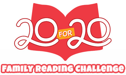 20 for 20 Family Reading Challenge