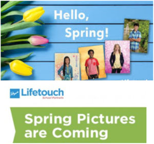 "A picture of Life Touch ""Spring Pictures are Coming"""