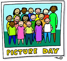 Animated picture of kids doing Picture Day