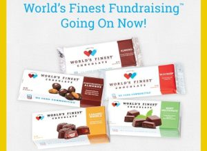 World's Finest Fundraising Going On Now! Sign