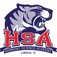 HSA Harmony Science Academy Lubbock, TX and Tiger Image