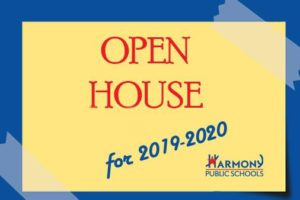 Open House for 2019-2020